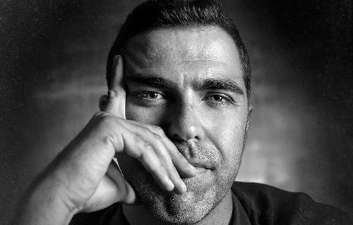 Raul Mancilla - Lauréat de la résidence d'écriture de scénario CinHorizontes 2017